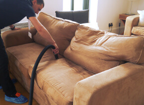 Spotless upholstery cleaning in London