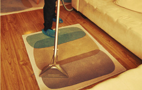 Carpet cleaning Hampton KT1