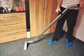 Carpet cleaning Globe Town E2