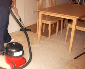 One off cleaning Knoll BR6