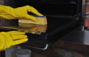 Oven cleaning London