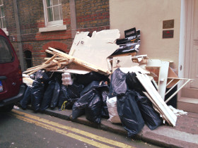Rubbish removal Evelyn SE16