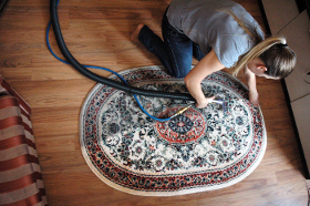 Rug cleaning St James KT3