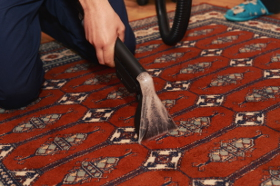 Rug cleaning Joydens Wood DA5