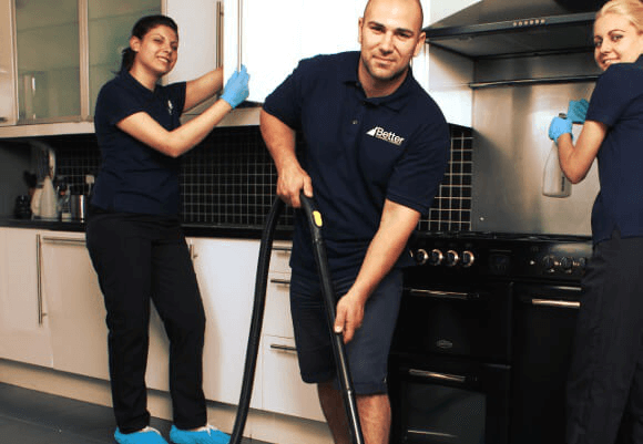 Professional home & office cleaning services in London