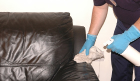 Upholstery cleaning Cheapside EC2