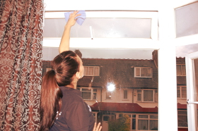 Window cleaning Haselbury N18